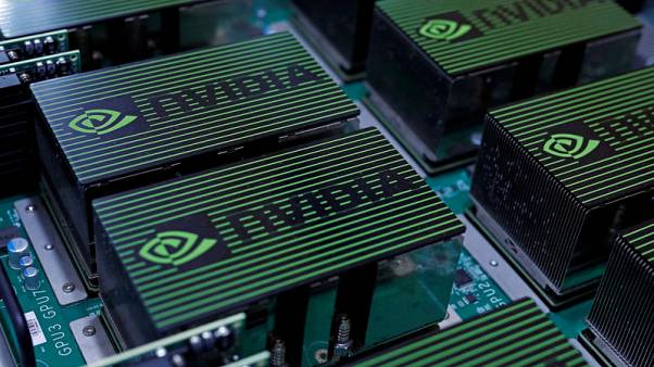 Nvidia shares slide 17 percent as cryptocurrency demand vanishes