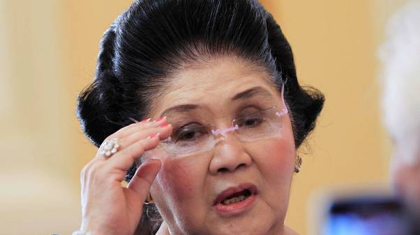 Philippines court defers Marcos arrest after her graft conviction