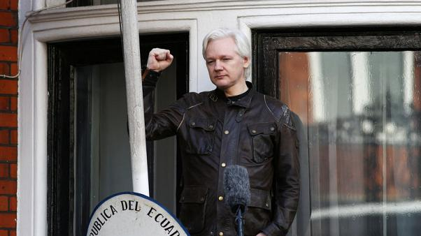 U.S. prosecutors get indictment against Wikileaks' Assange - court document