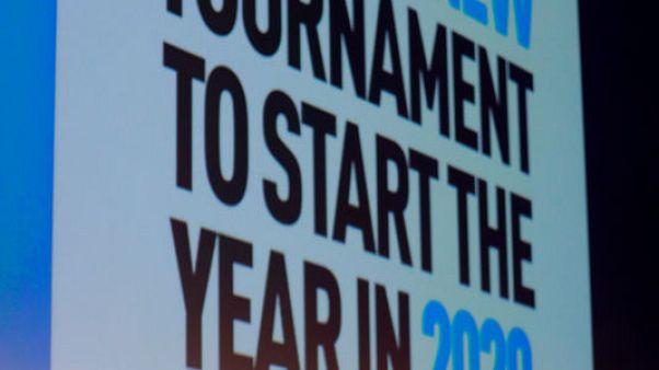 كأس اتحاد لاعبي التنس المحترفين تغير خريطة الاستعداد لاستراليا المفتوحة