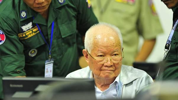 U.N.-backed court rules Khmer Rouge leaders committed genocide