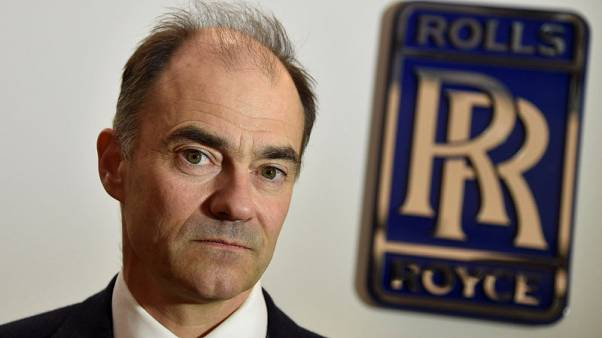 Rolls-Royce continuing with Brexit contingency plans - CEO