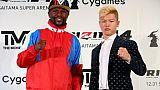 Le promoteur relance le combat de Mayweather contre un kickboxeur japonais