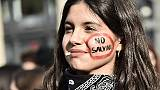 Partito il 'no Salvini day'