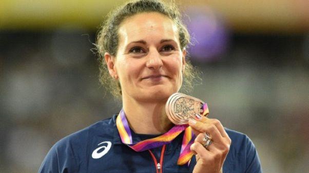 Athlétisme: Mélina Robert-Michon, maman est de retour, épisode II