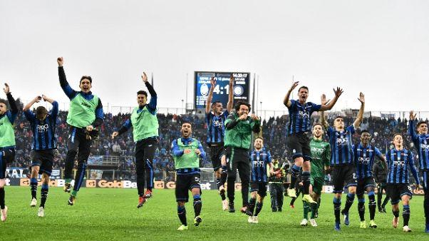 Percassi, Atalanta al top con l'Inter