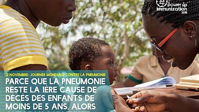 Africa's health Paradox: Pneumonia is preventable but still kills 16% of children under the age of 5 (by Simon Ateba)