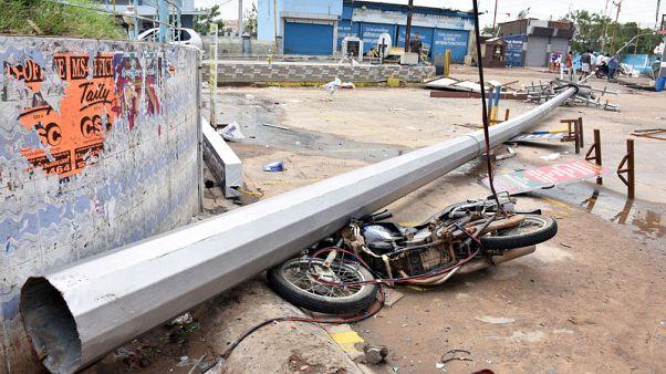 Cyclone 'Gaja' makes landfall in south India, kills 11 people