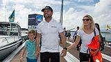 Route du Rhum: Thomson ému et fair-play après son crash sur une falaise