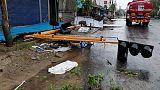 مقتل 11 شخصا مع وصول الإعصار جاجا لجنوب الهند
