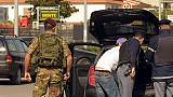 Arrestati 4 parà, volevano soldi autisti