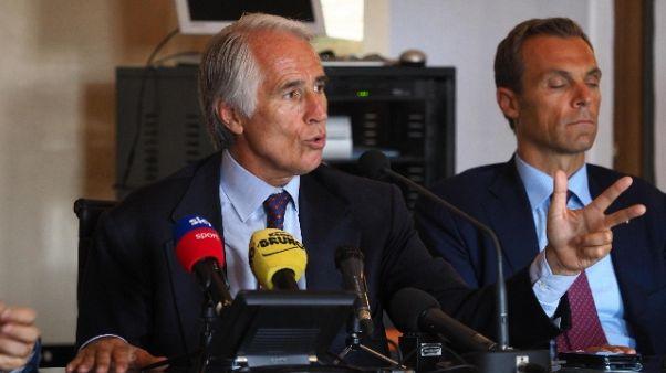 Malagò,con 4 righe Governo uccide Coni
