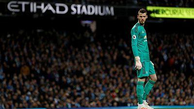 Pressure mounts on Spain's De Gea as Kepa waits in the wings
