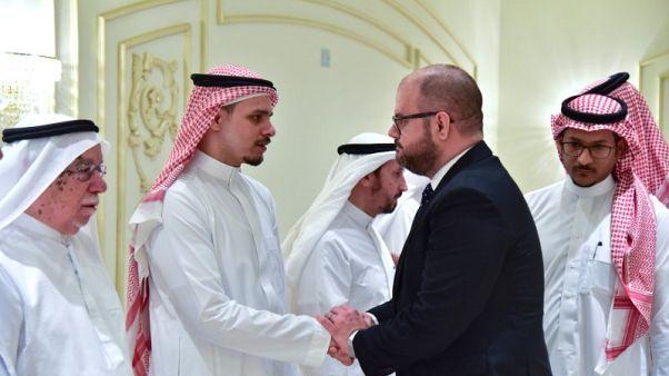 Khashoggi family receives condolences after Riyadh proffers murder culprits