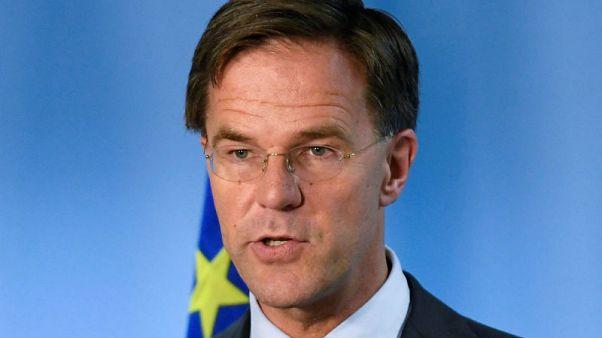 Dutch PM Rutte: NATO remains cornerstone of European defence