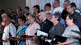 Therapy through song: Choir helps Hungarian lung patients breathe more easily