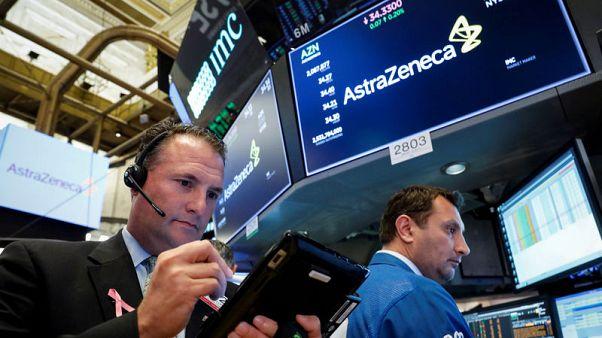 بورصة وول ستريت تهبط في بداية الجلسة بفعل خسائر لأسهم التكنولوجيا