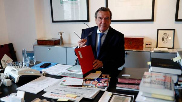 Germany's Schroeder warns against demonising China