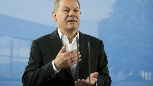 وزير المالية الألماني: نحتاج قطاعا مصرفيا قويا لتعزيز اقتصادنا