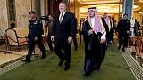 Saudi Arabia defies U.S. pressure to end Qatar row after Khashoggi killing
