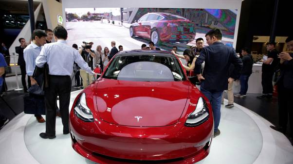 Tesla starts taking Model 3 orders in China