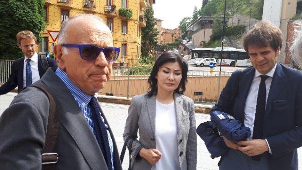 Sette a giudizio per vicenda Shalabayeva