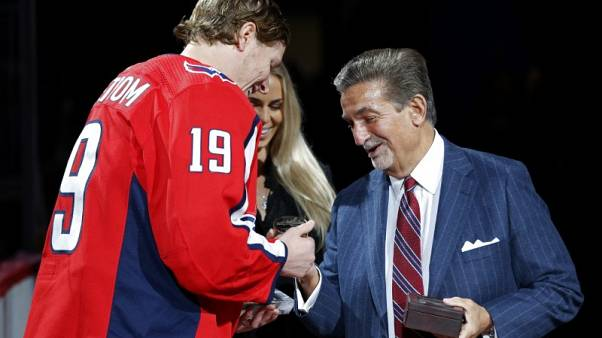 Team owner Leonsis open to sports betting, but focussed on wins