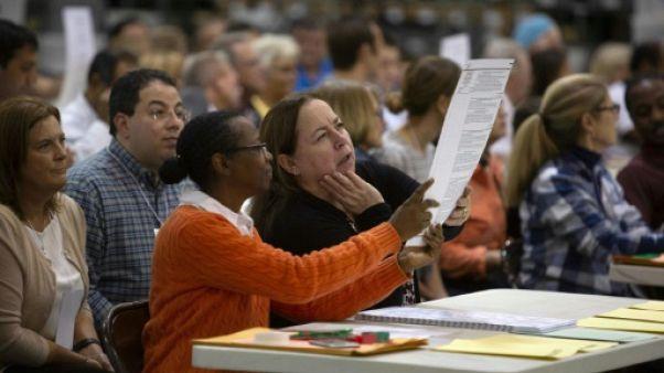 Elections en Floride: démarrage du nouveau dépouillement manuel