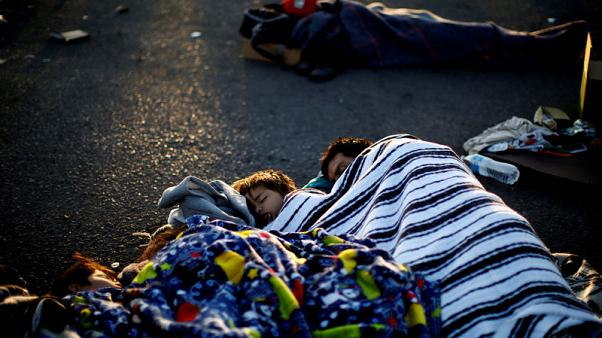 Migrants in Tijuana feel squeeze from both sides of U.S. border