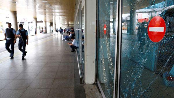 الحكم على 6 بالسجن مدى الحياة في قضية الهجوم على مطار اسطنبول