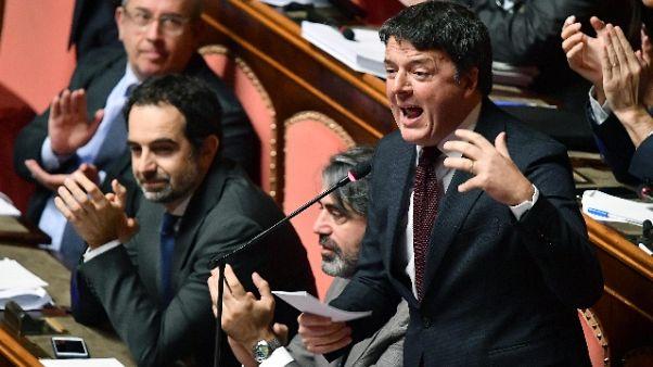 Renzi, Minniti? Decide lui cosa farà