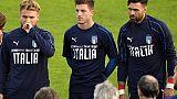 Mancini 'Immobile favorito per domani'