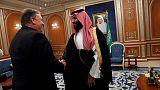 السعودية تقاوم ضغوطا أمريكية لإنهاء الخلاف مع قطر بعد مقتل خاشقجي