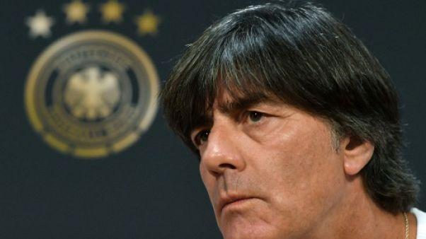 Ligue des nations: l'Allemagne reléguée en deuxième division