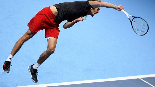 Federer's words of wisdom help Zverev see the light