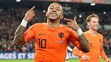 هولندا تنتصر على فرنسا بدوري الأمم وألمانيا تهبط للدرجة الثانية