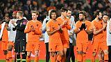 Ligue des nations: la France tombe aux Pays-Bas, l'Allemagne reléguée