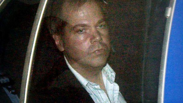 Judge eases Reagan shooter Hinckley's release conditions