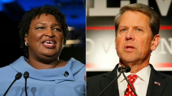 La première candidate noire à un poste de gouverneur jette l'éponge aux Etats-Unis