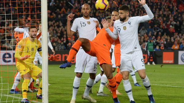 Netherlands performance surprises delighted Koeman