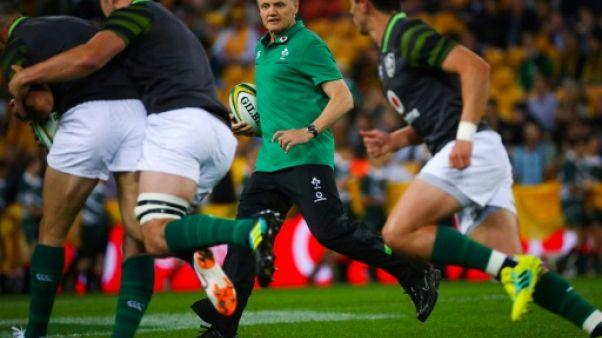 Rugby: Irlande et Nouvelle-Zélande pour le trône