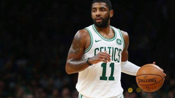 NBA: Boston et Irving terrassent Toronto