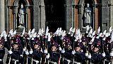 Nunziatella, giurano 84 nuovi allievi