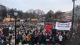 Thousands protest in Norway against restricting abortion
