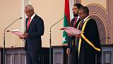 Maldives' new president warns state coffers 'looted' after China-led boom