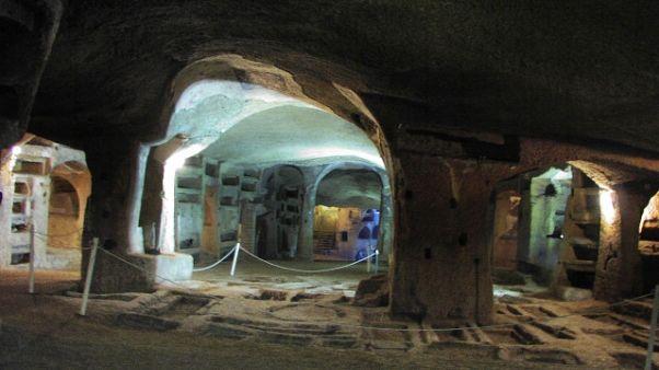 Catacombe: S.Sede, mai chiesti arretrati