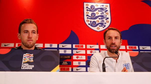 England still striving to improve after World Cup - Southgate