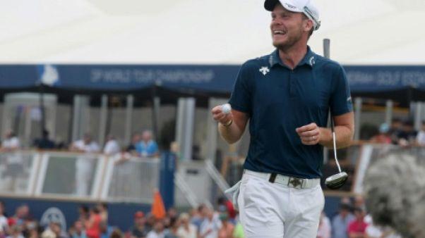 Golf: Reed et Willett prennent les commandes à Dubaï