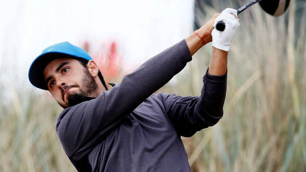 Mexican Ancer wins Australian Open by five strokes