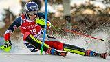 Sci, slalom Levi, al comando Hirscher